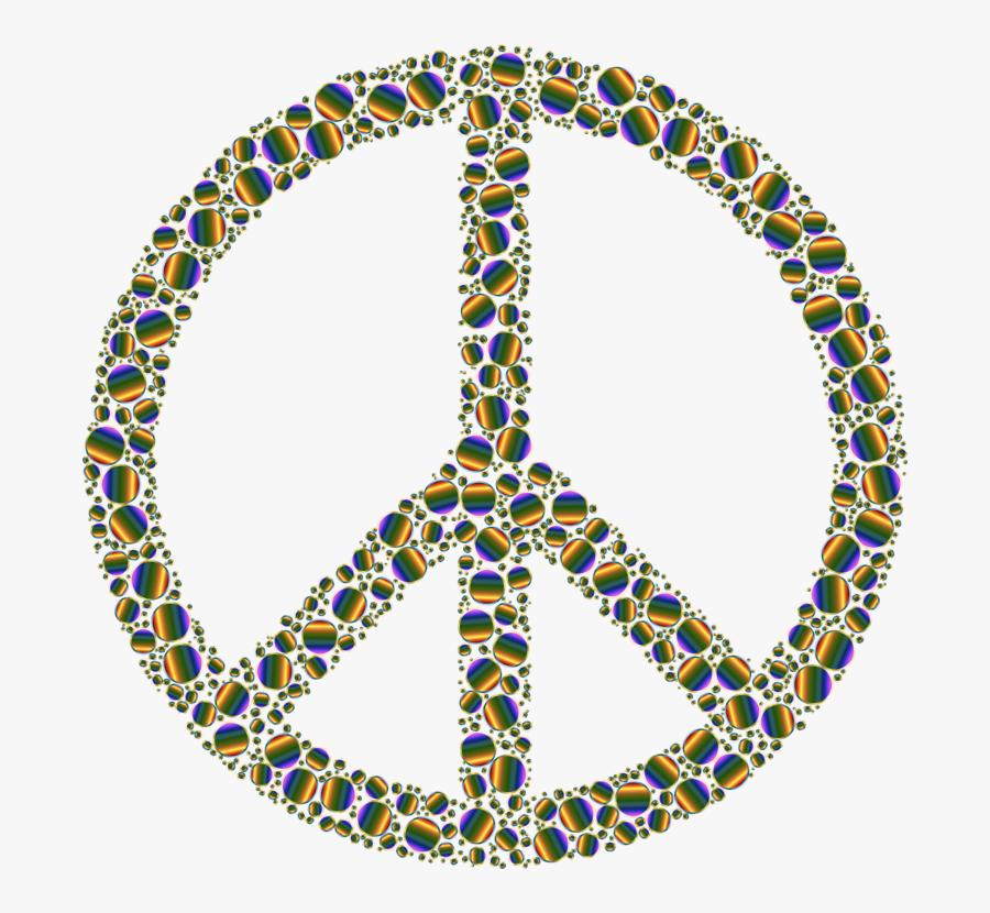 Peace Symbols Doves As - Peace Tattoo Logo, Transparent Clipart