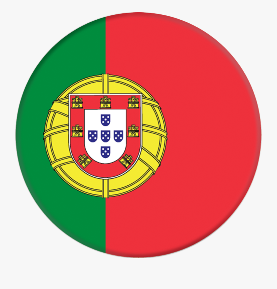 Popsockets Grip Flag Portugal, Popsockets - Portugal Coat Of Arms Png, Transparent Clipart