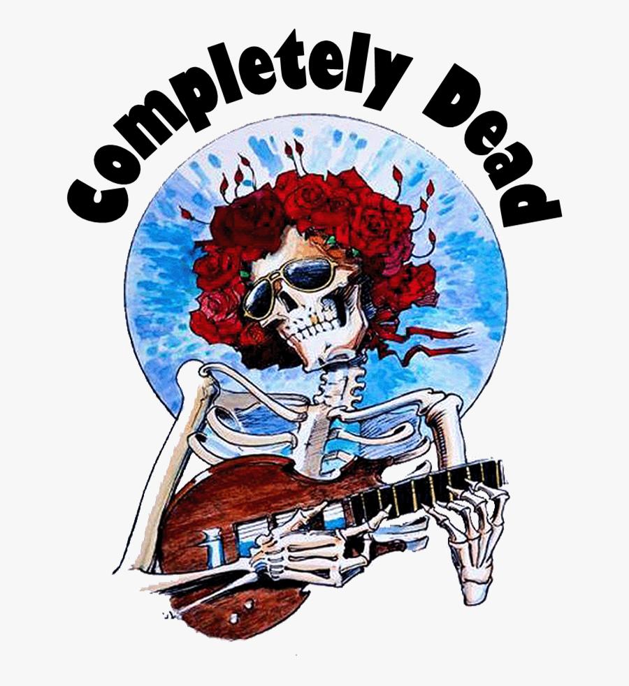 Grateful Dead Tribute - Cartoon, Transparent Clipart