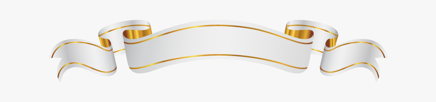 Web Gold Euclidean Vector Digital Banner Clipart - Vector Gold Banners Png, Transparent Clipart
