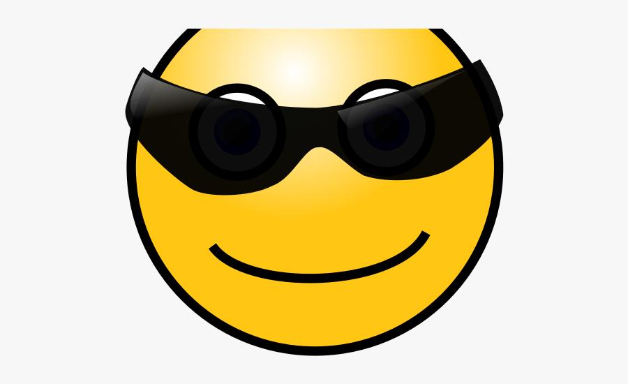 Cool Emoji Gif Png, Transparent Clipart