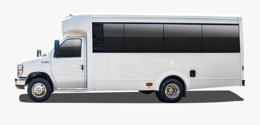 Shuttle Bus Clip Art, Transparent Clipart