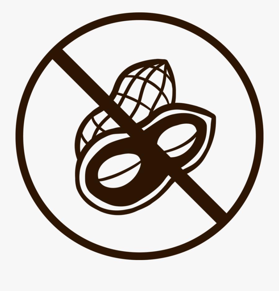 Clip Art Nut Free Symbol Clipart - Pest Control Free Vector, Transparent Clipart