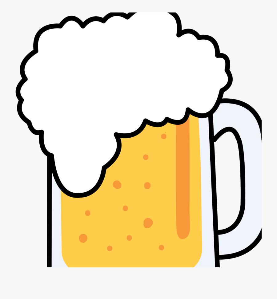 Barrel Clipart Raffle - Cartoon Beer Mug Png, Transparent Clipart