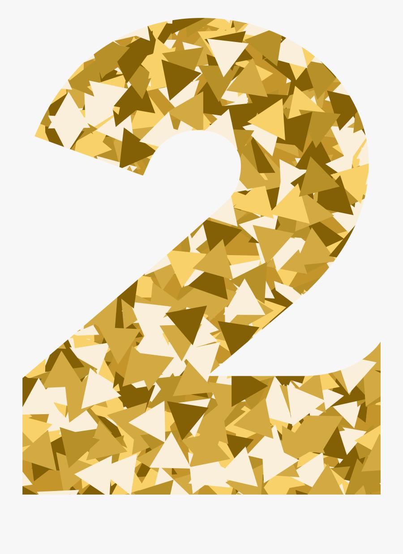 Mosaic Style Number Two Png Clip Art Image , Png Download - Fancy Pants Fleur Dis Lee, Transparent Clipart