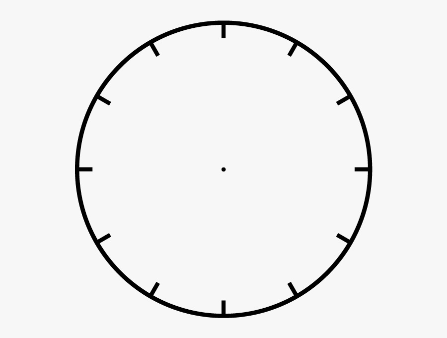Blank Clock - Images - Page - - Blank Clock Face Png, Transparent Clipart