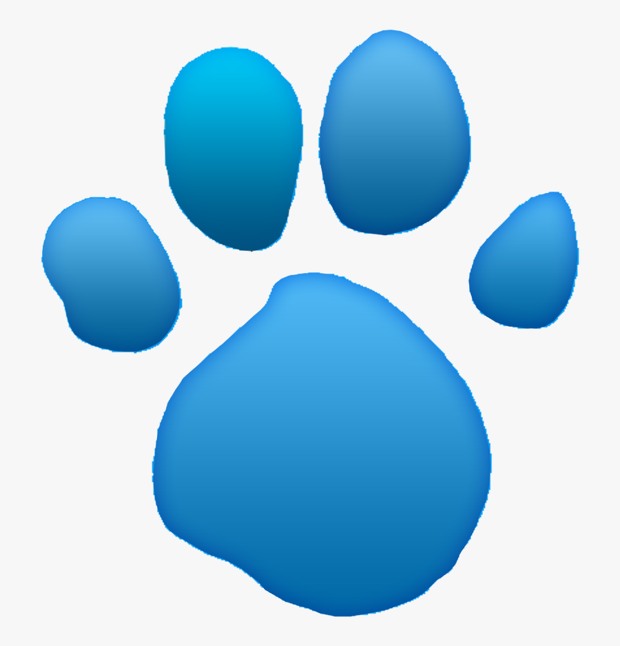 Blue S Clues Light Transparent Background Blues Clues Blue Paw Print Free Transparent Clipart Clipartkey Please remember to share it with your friends if you like. blue s clues light transparent