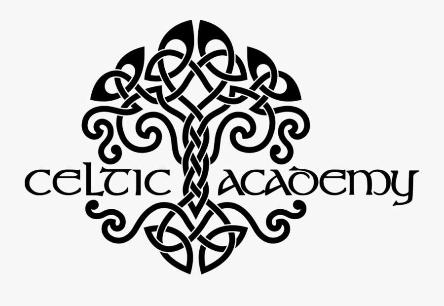 Transparent Celtic Tree Of Life Png - Design Celtic Knot Tree, Transparent Clipart
