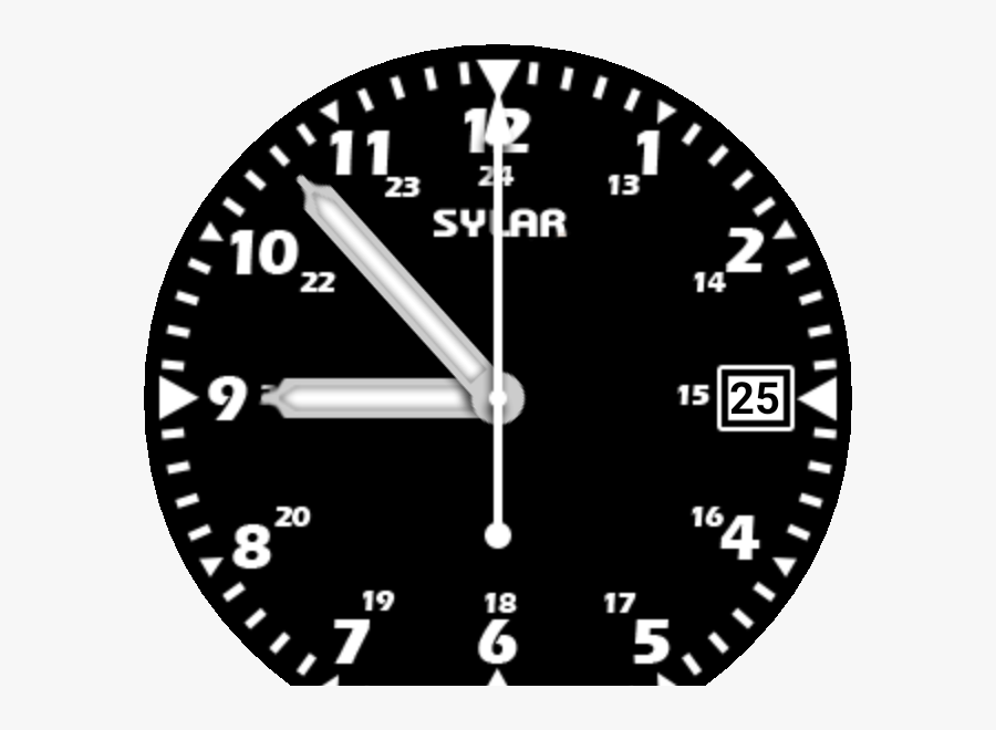 See Clipart Watch Face - Sylar Watch, Transparent Clipart