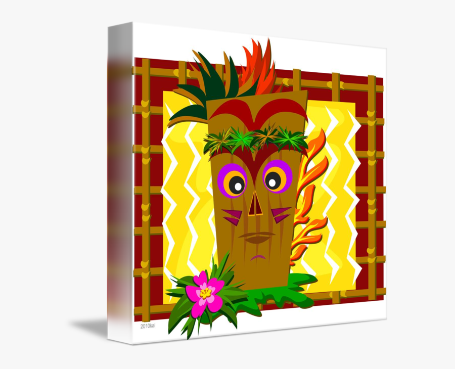 Graphic Royalty Free Download Flames In A Bamboo By - Illustration, Transparent Clipart