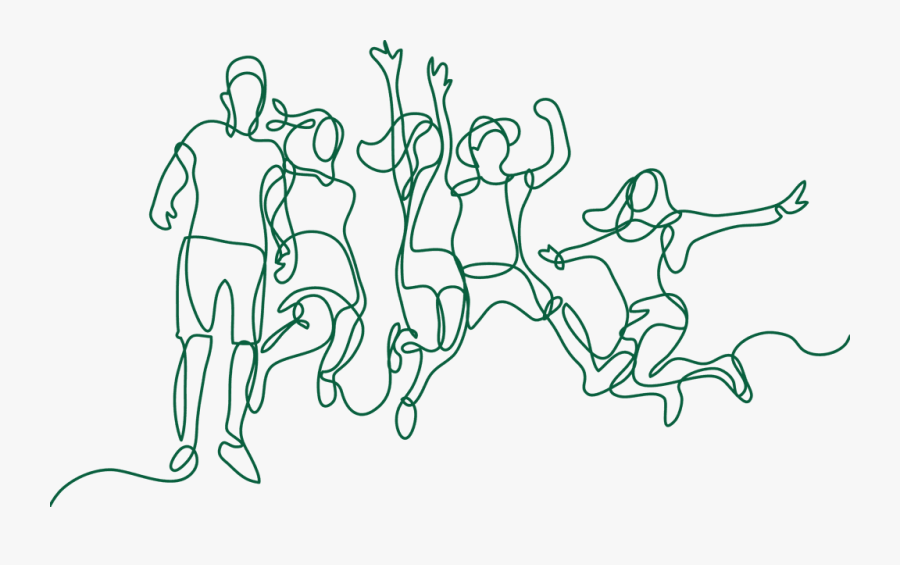 Workshop Better Teamspirit - Line Art, Transparent Clipart