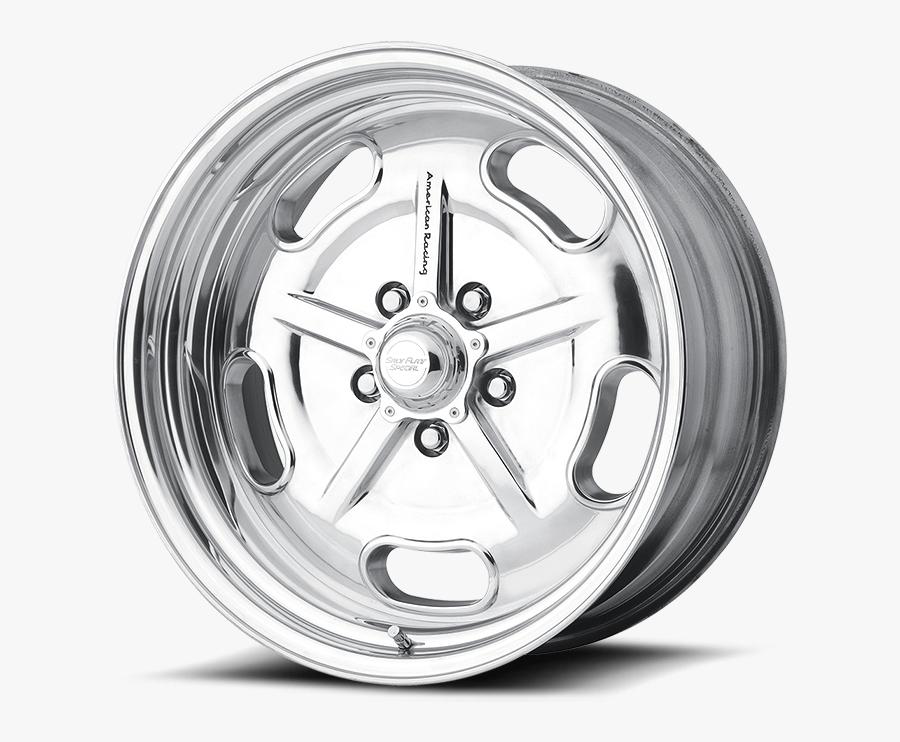 Hot Salt Flat Fully - Muscle Car Wheels Rims, Transparent Clipart