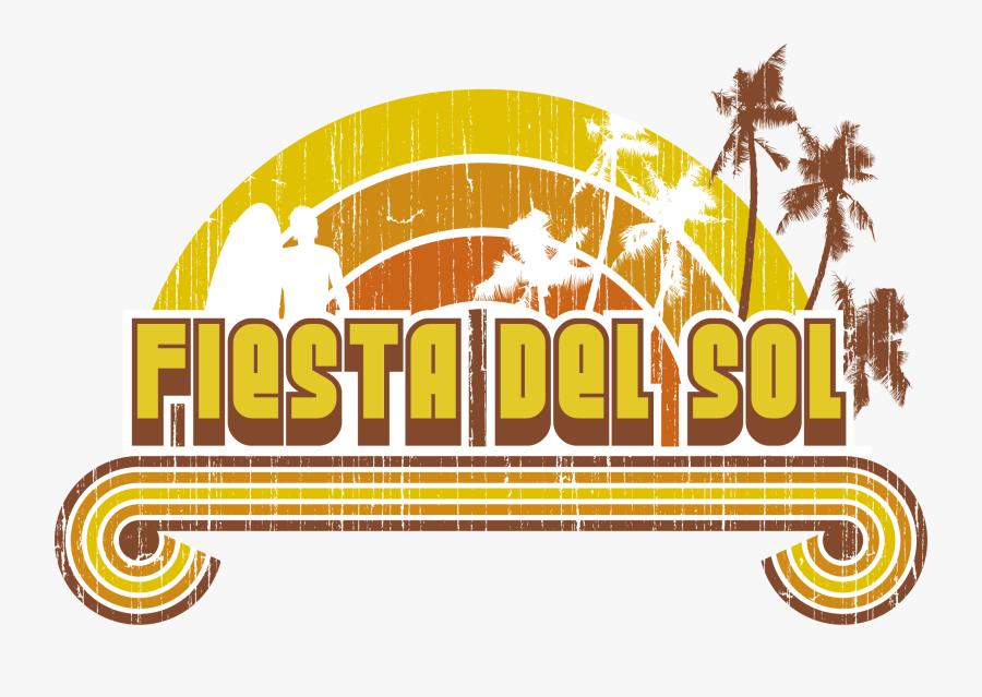 Fiesta Del Sol Festival 2019, Transparent Clipart