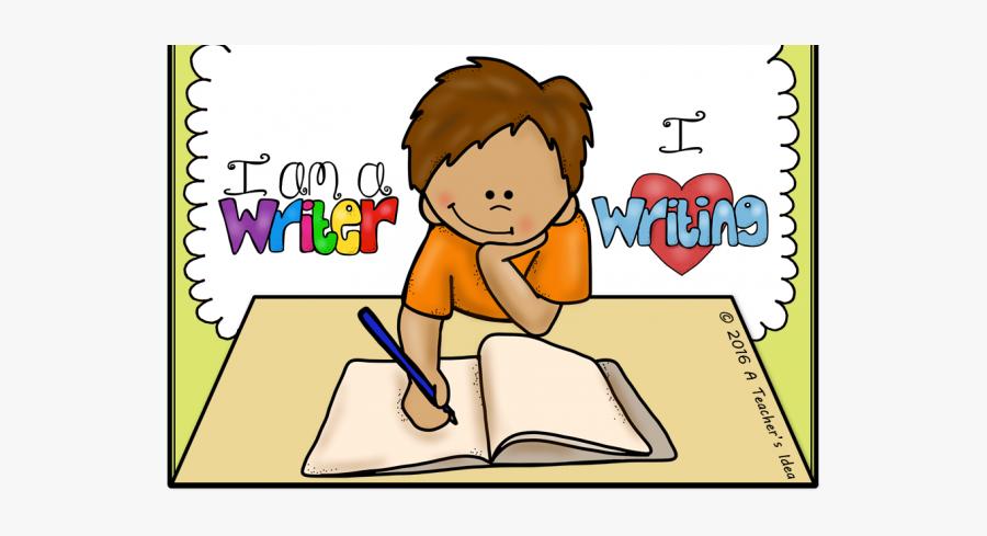Child Writing Clipart - Kids Writing Clip Art , Free ...