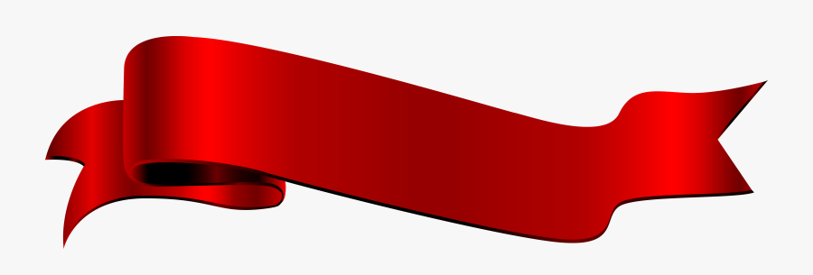 Free Photo Red Shape - Ribbon Label Png, Transparent Clipart