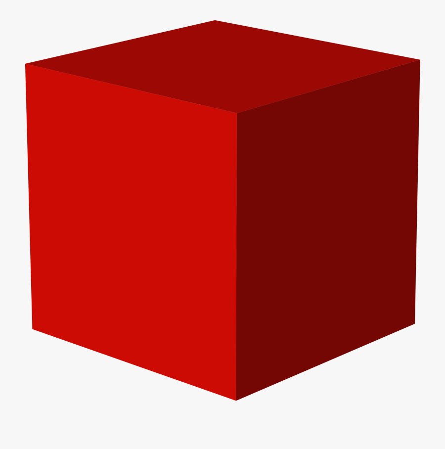 Simulator Unity Connect - Red Cube Png, Transparent Clipart