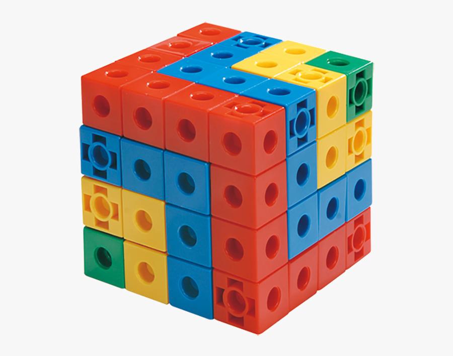 Connect A Cube Gigotoys - Connect A Cube Gigo Robot, Transparent Clipart
