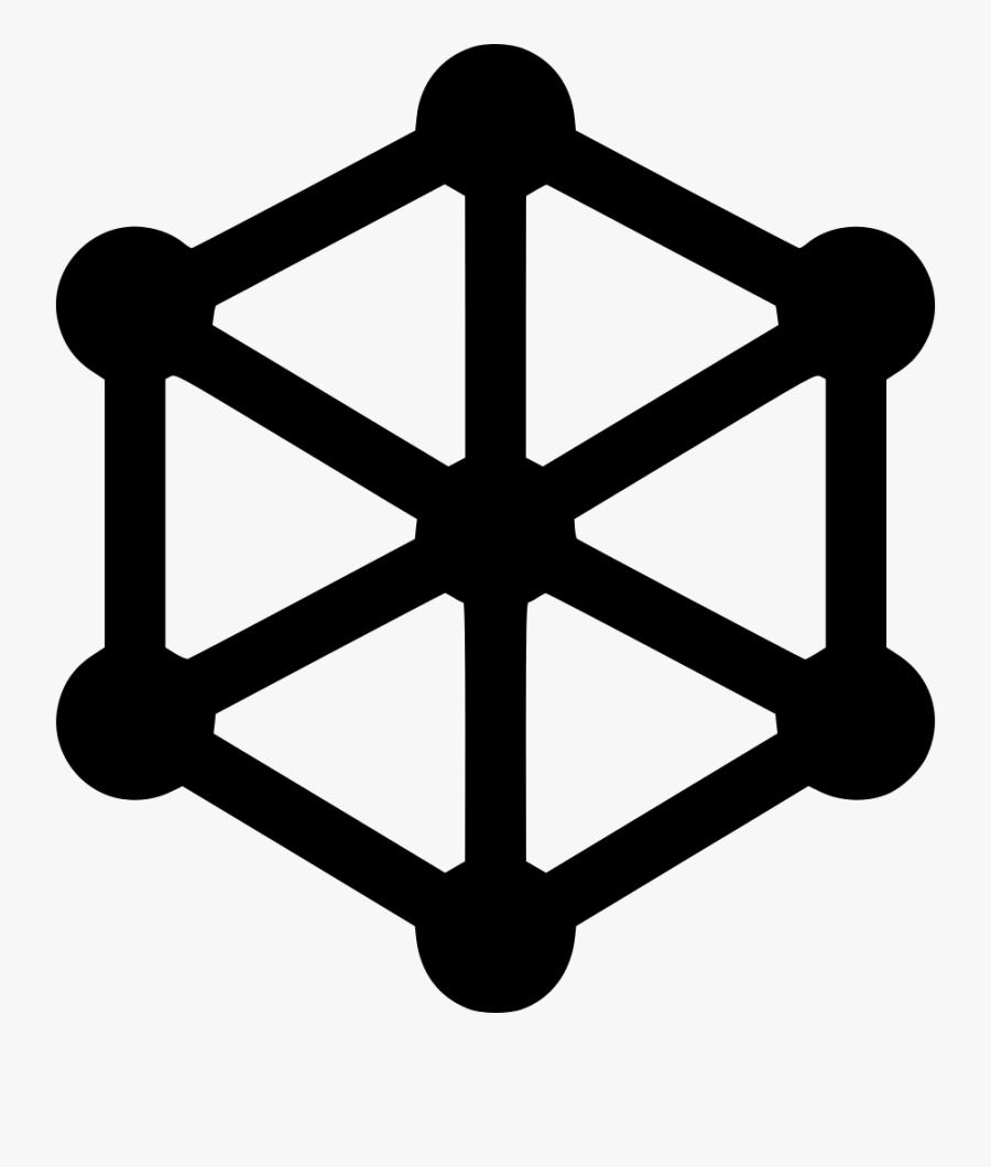 Internet Connection Connect Cube Online Web - Sudo Room, Transparent Clipart