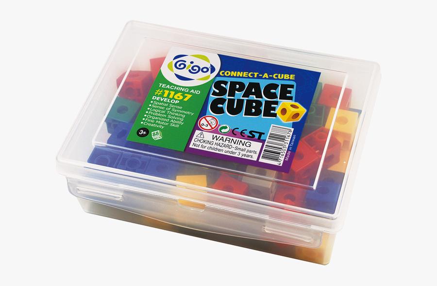 Connect A Cube, Transparent Clipart