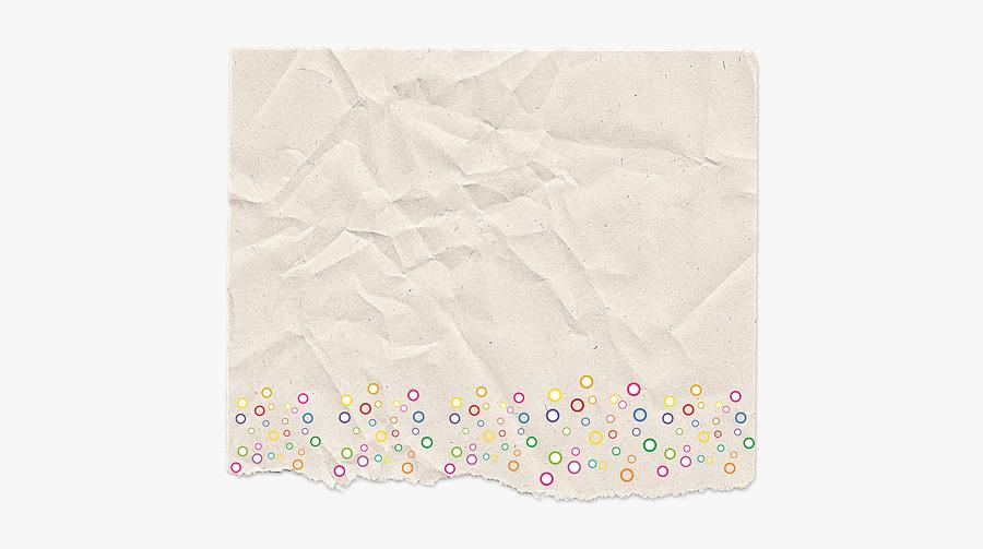 Paper Scrap Png - Papel Rasgado Papel Png, Transparent Clipart