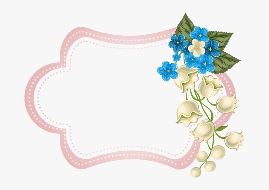 Frames Pinterest Scrap - Motif, Transparent Clipart