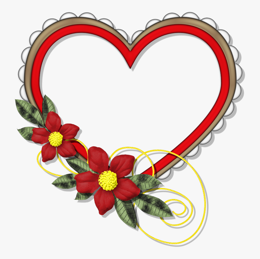 Transparent Socks Clipart - Heart, Transparent Clipart