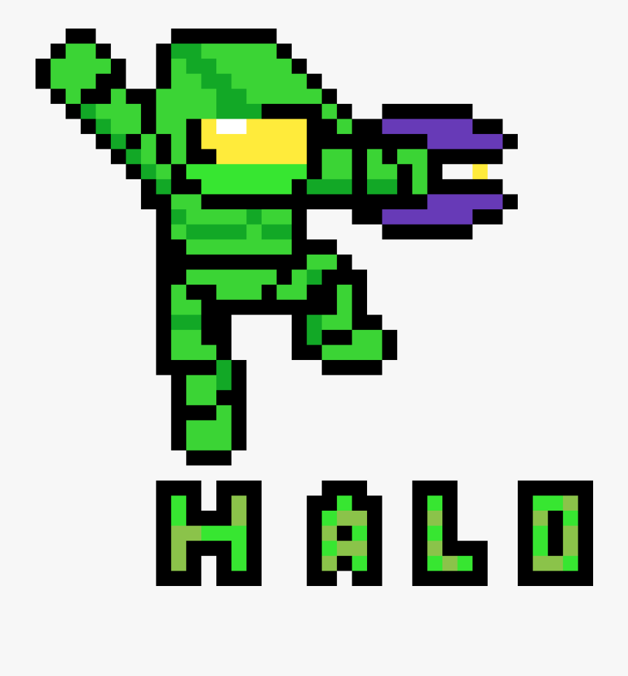 Master Chief Clipart , Png Download - Dog Man Perler Bead Patterns, Transparent Clipart