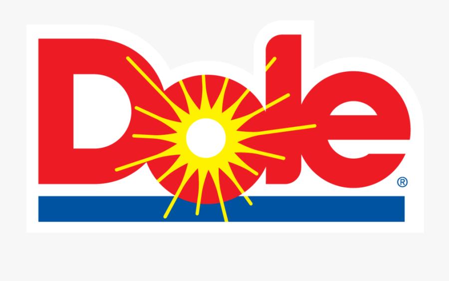 Red Text Font Transparent - Dole Food Company Logo, Transparent Clipart