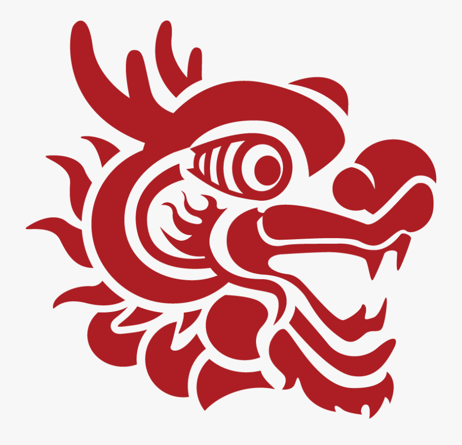 Clipart Chinese New Year Icon - Chinese New Year Dragon Icon, Transparent Clipart