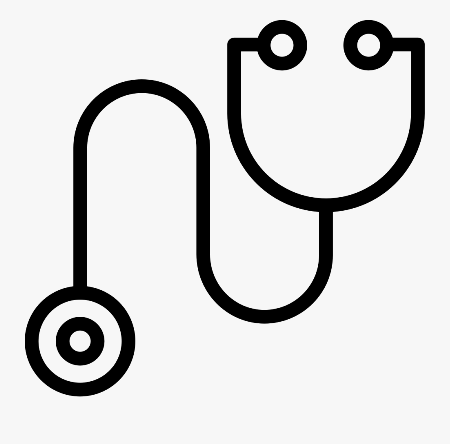 Stethoscope - Icon Saude Png, Transparent Clipart