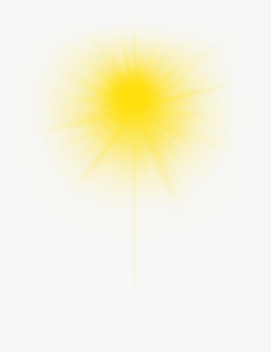 Transparent Sun Lens Flare Png - Light, Transparent Clipart