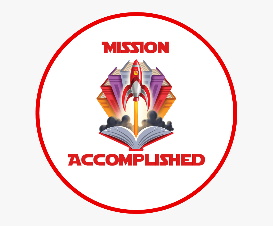 Mission Accomplished Png - Summer Reading 2019 A Universe Of Stories, Transparent Clipart