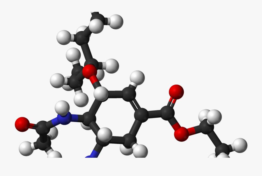 Tamiflu Oseltamivir Phosphate - Oseltamivir, Transparent Clipart