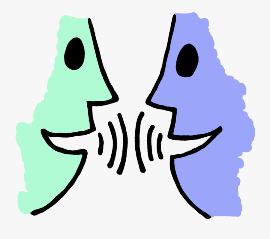 Free Clipart Mouth Speaking - Communication Clipart, Transparent Clipart