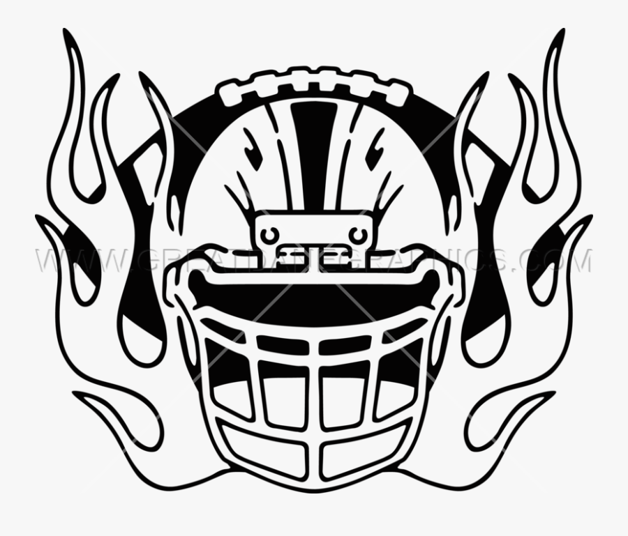 Black And White Football Helmet Clipart Free Transparent Clipart Clipartkey