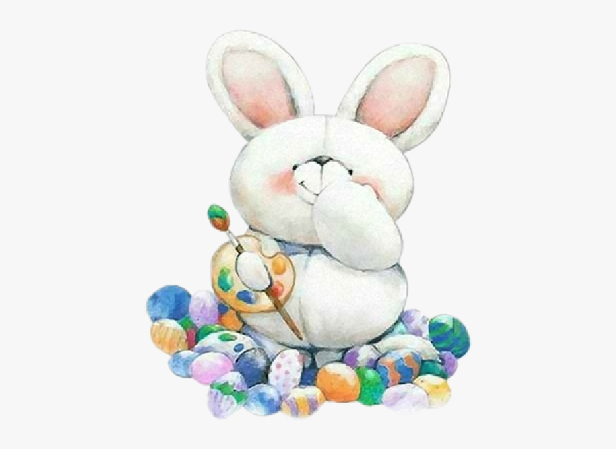 Happy Easter Granddaughter Animation, Transparent Clipart