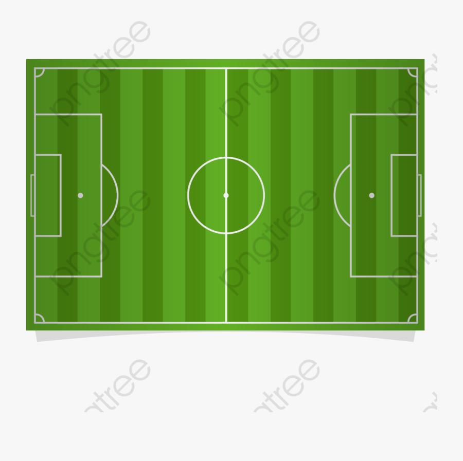 American Football Field Clipart - Soccer-specific Stadium, Transparent Clipart
