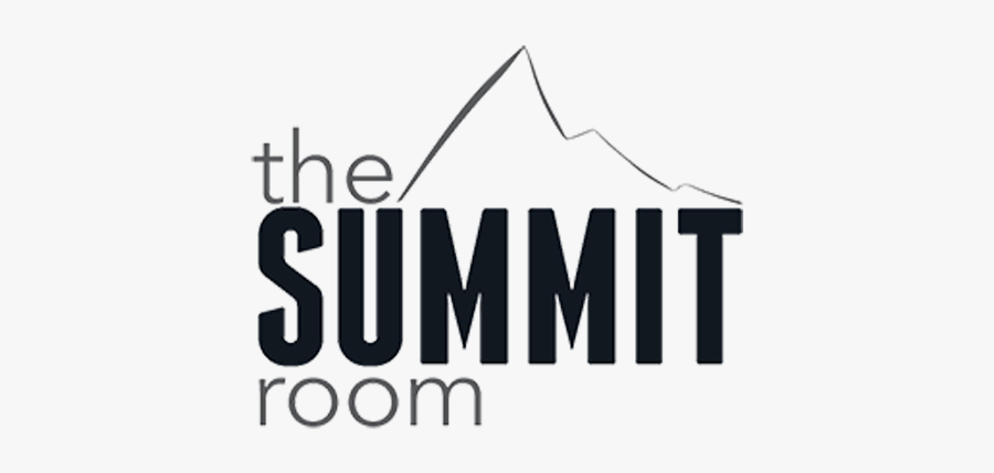 The Summit Room - Calligraphy, Transparent Clipart
