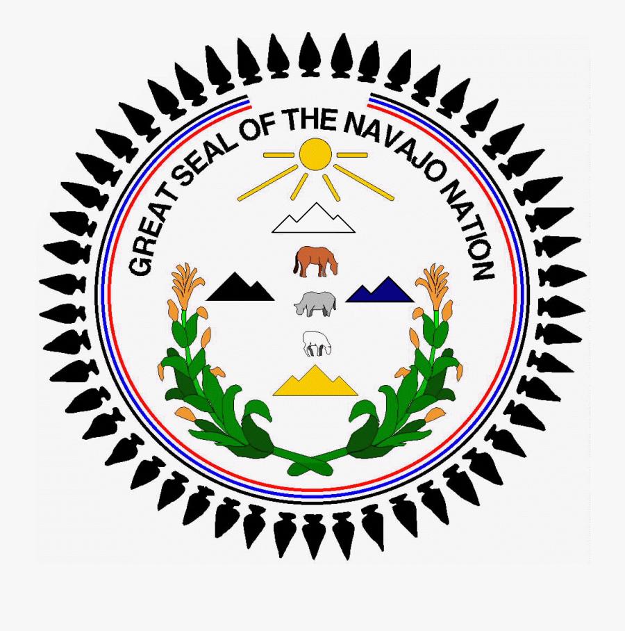 Arizona Seal Logo Images Gallery - Navajo Nation Seal, Transparent Clipart