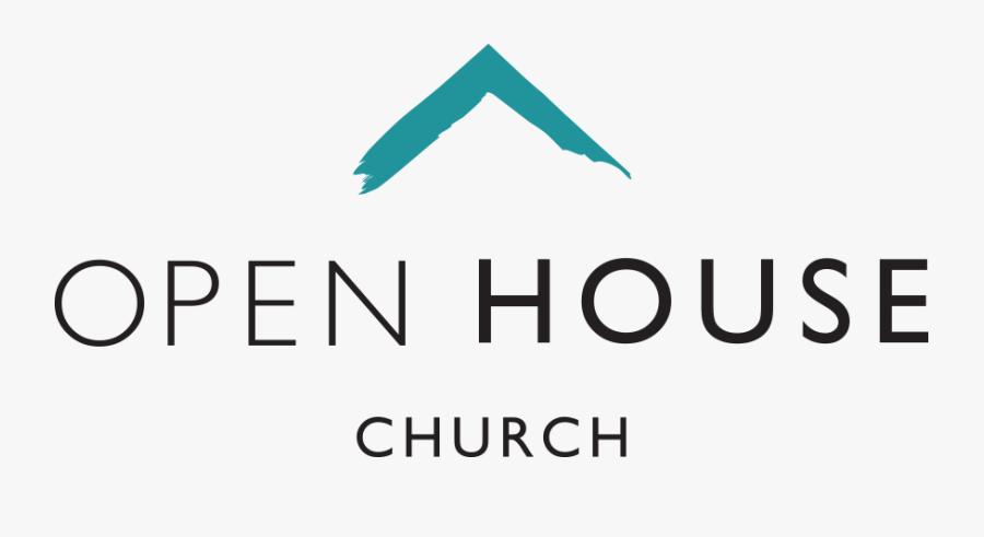 Open House Church Clipart , Png Download - Graphic Design, Transparent Clipart