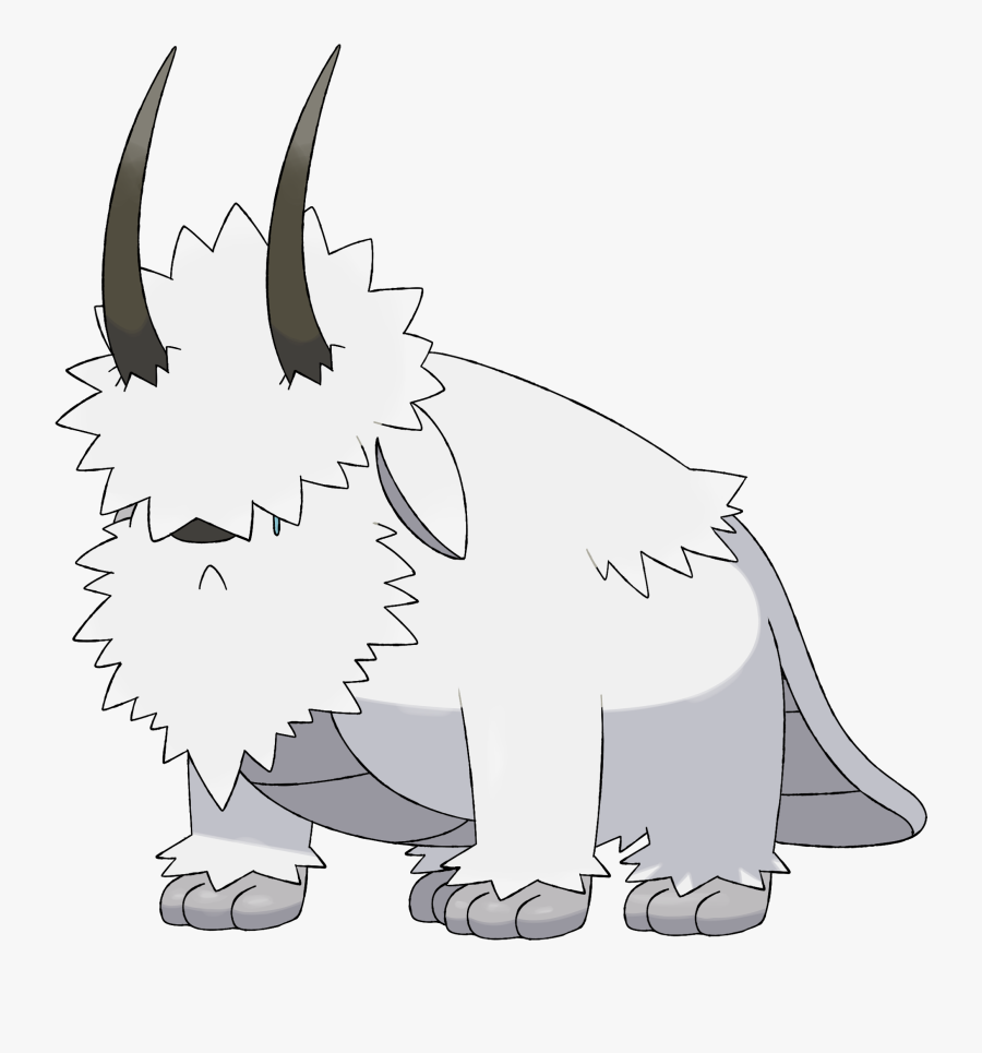 Darkandwindie Fakemon Wiki - Yak, Transparent Clipart