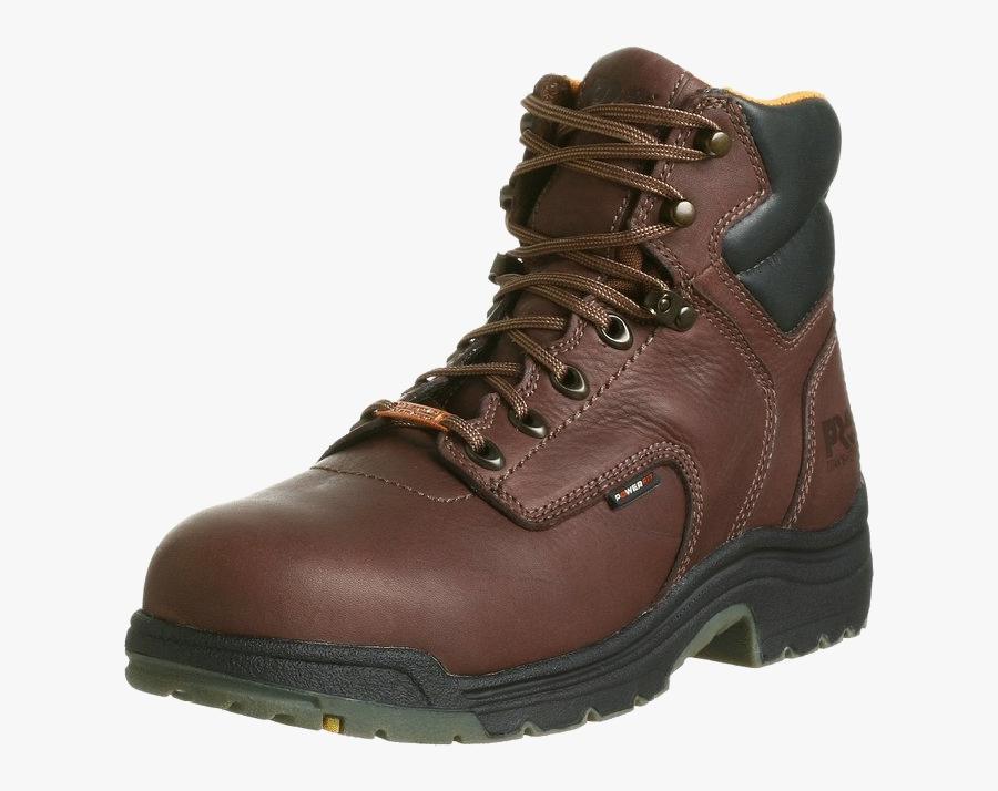 Timberland Pro Men's Titan 6-inch Waterproof Work Boot - Men's Waterproof Boots 10 Inch Sale 40%, Transparent Clipart