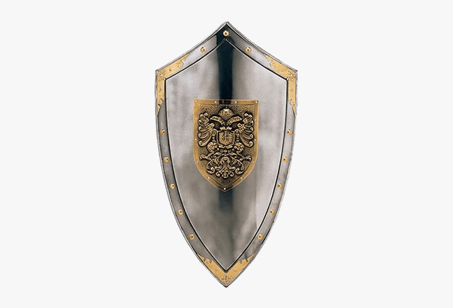 Gladiator Sword And Shield - Charles V Holy Roman Empire, Transparent Clipart