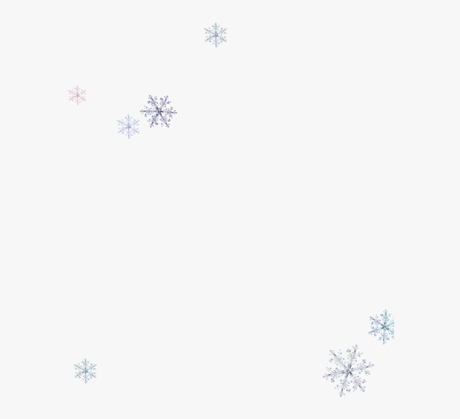 Textile Pattern Snowflake Free Clipart Hq Clipart - Flower, Transparent Clipart