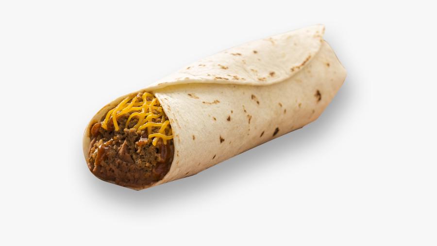 Bean Burrito Png Transparent Bean Burrito Images - Burrito Taco Villa, Transparent Clipart