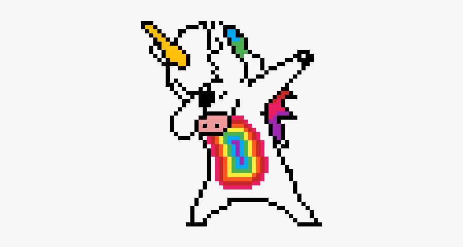 Pixel Art Dab