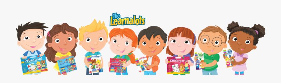 Lal Kids Banner - Kids Cartoon, Transparent Clipart