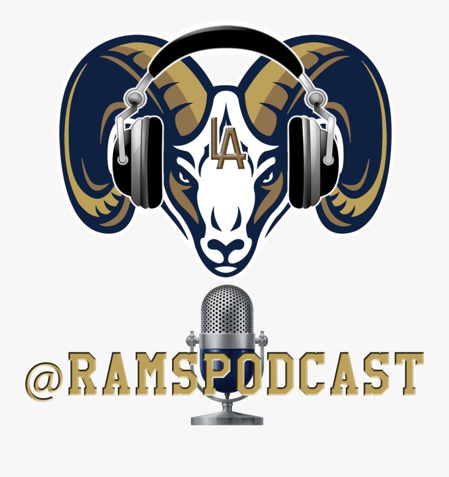 Los Angeles Rams Logo Png - Ramsay High School Logo, Transparent Clipart
