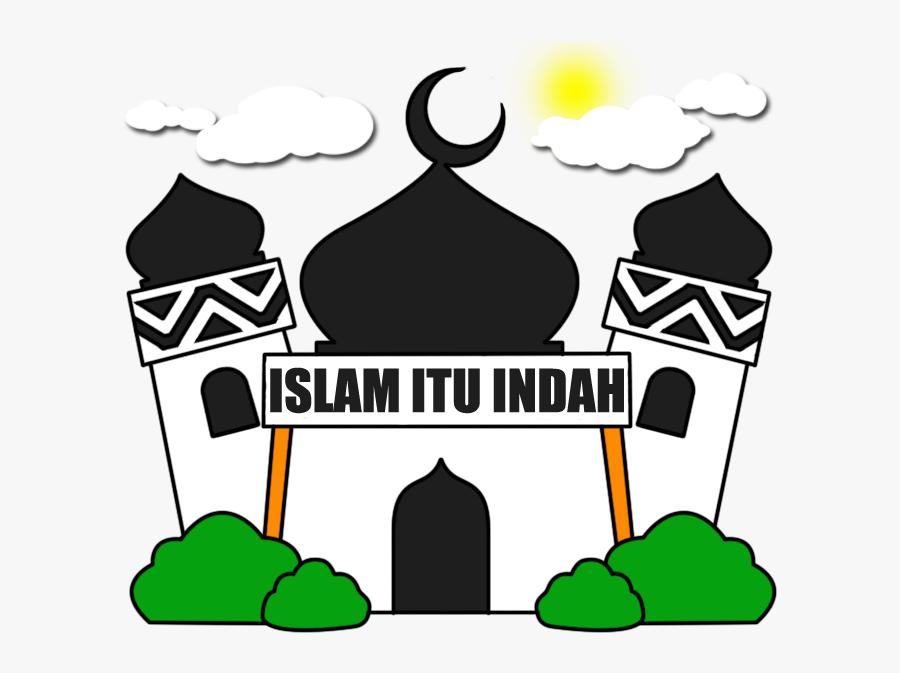 286 2867142 kumpulan gambar wallpaper kartun masjid keren clipart gambar