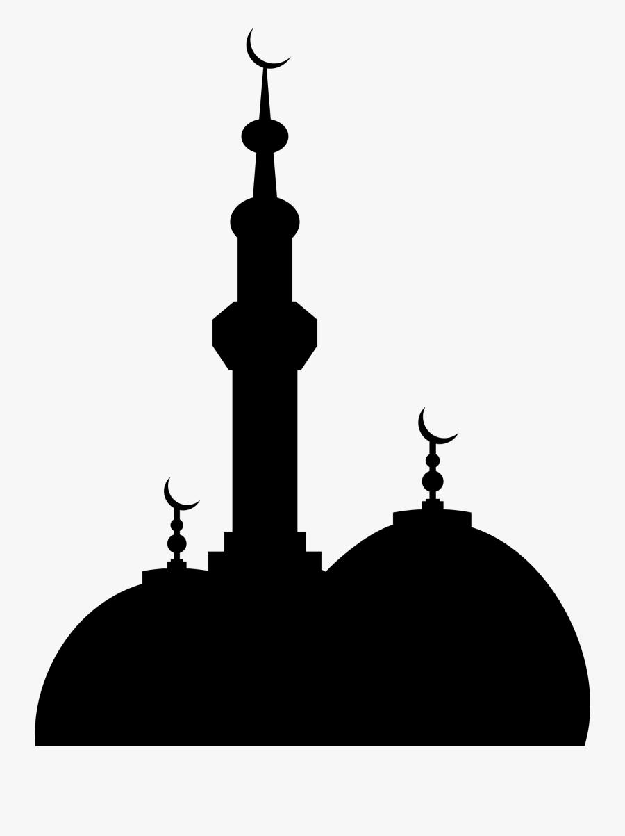Transparent Mosque Clipart - Kamil Babouri, Transparent Clipart